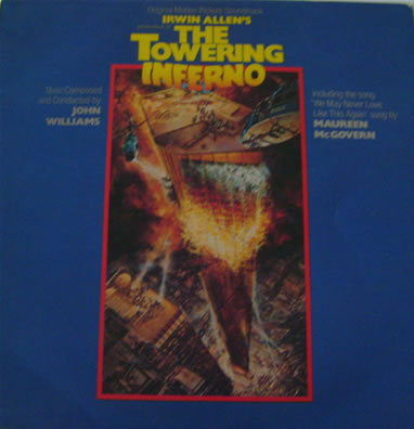 The Towering Inferno 12 Inch Vinyl