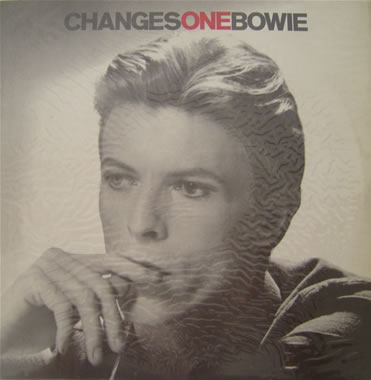 David Bowie - Changesonebowie (rs 1055) 12 inch vinyl