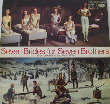 Seven Brides For Seven Brothers 12 Inch Vinyl