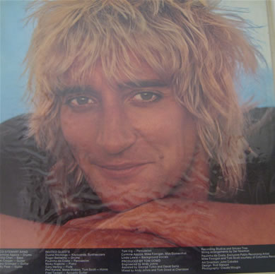 Rod Stewert - Blondes Have More Fun - limited edition picture disc 12 inch vinyl