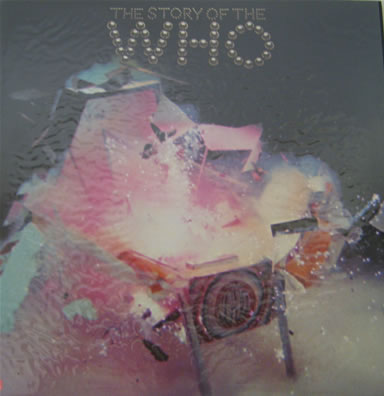 The Who - The Story of The Who - 1976 12 inch vinyl