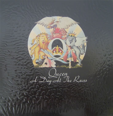 Queen - A Day At The Races 12 inch vinyl