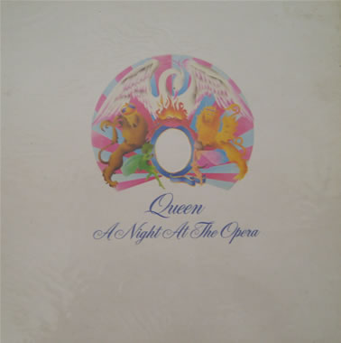 Queen - A Night At The Opera 12 inch vinyl