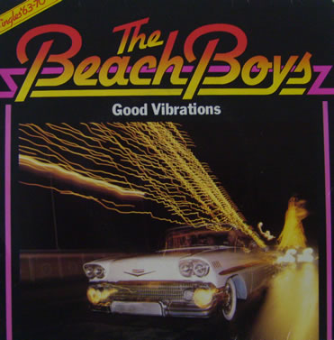 The Beach Boys - Good Vibrations 7 Inch Vinyl