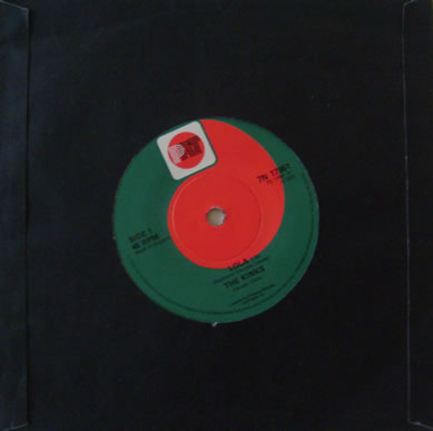 The Kinks - Lola 7 Inch Vinyl