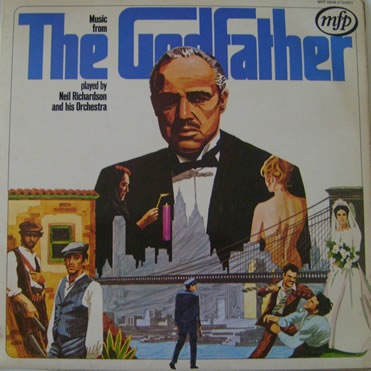 The Godfather - MFP50036 Stereo 12 Inch Vinyl