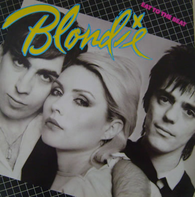 Blondie - Eat To The Beat 12 inch vinyl
