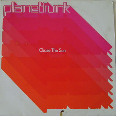 Planet Funk - Chase the Sun 12 Inch Vinyl