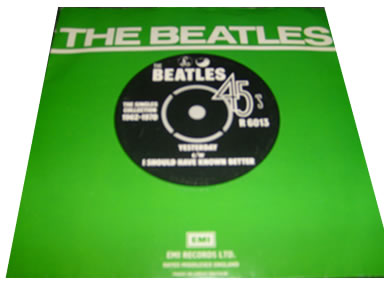 The Beatles - Yesterday 7 Inch Vinyl