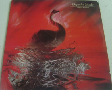 Depeche Mode - Speak & Spell 12 inch vinyl