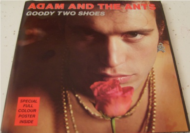 Adam And The Ants - Goody Two Shoes 7 inch vinyl