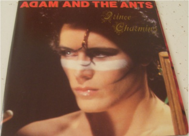 Adam And The Ants - Prince Charming 7 inch vinyl