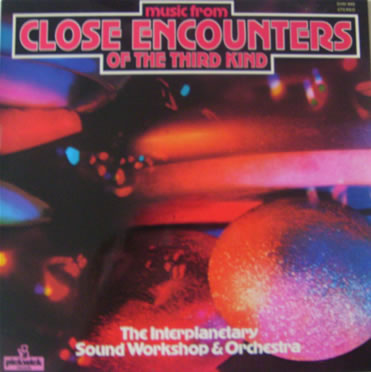 Close Encounters of The Third Kind 12 Inch Vinyl