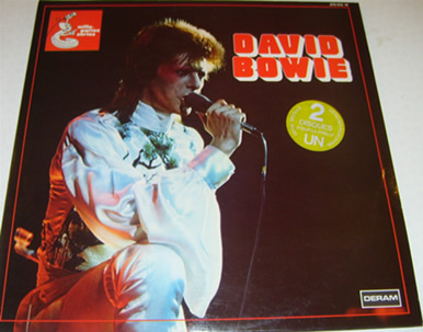 David Bowie - French Press 1970 12 Inch Vinyl