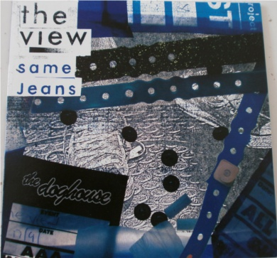 The View - Same Jeans 7 Inch Vinyl