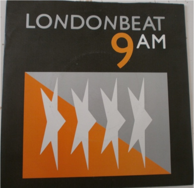 London Beat - 9am 7 Inch Vinyl