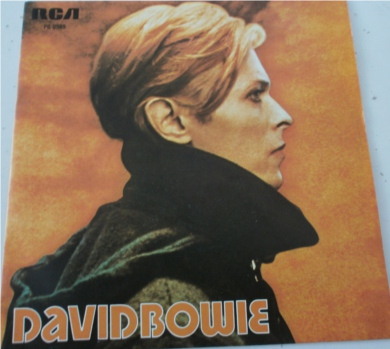 David Bowie - Sound & Vision - Spanish copy 7 Inch Vinyl