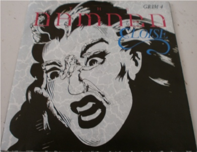 The Damned - Eloise 7 Inch Vinyl