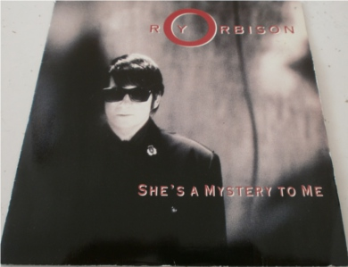 Roy Orbison - Shes A Mystery To Me 7 Inch Vinyl