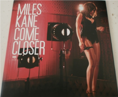 Miles Kane - Come Closer 7 Inch Vinyl