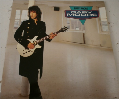 Gary Moore - Empty Rooms 7 Inch Vinyl