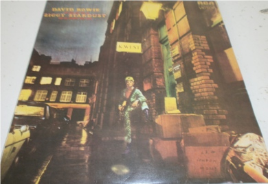 David Bowie - The Rise And Fall Of Ziggy Stardust And The Spiders Of Mars 1972 12 inch vinyl