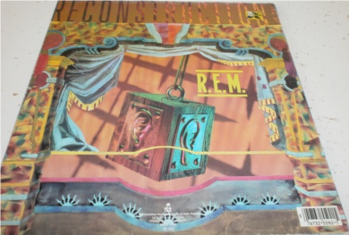 R.E.M - Reconstruction Of The 12 inch vinyl
