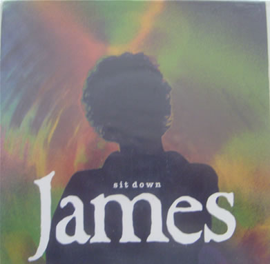 James - Sit Down 7 inch vinyl