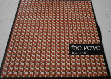 The Verve - Sonnet 12 Inch Vinyl
