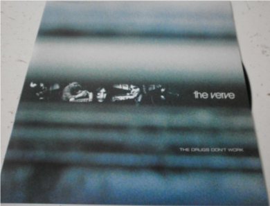 The Verve - The Drugs Don't Work 12 Inch Vinyl