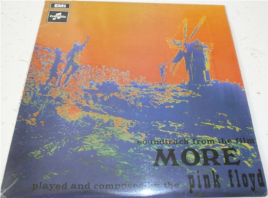 Pink Floyd - More (Soundtrack from the film More) 12 inch vinyl