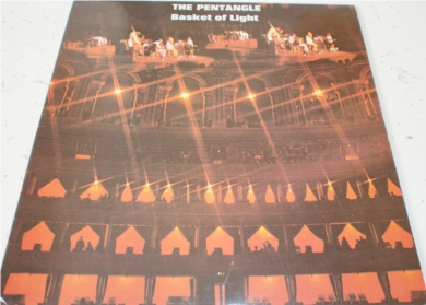 The Pentangle - Basket of Light 12 inch vinyl
