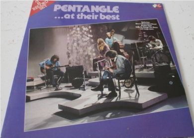 Pentangle - ...At Their Best 12 inch vinyl