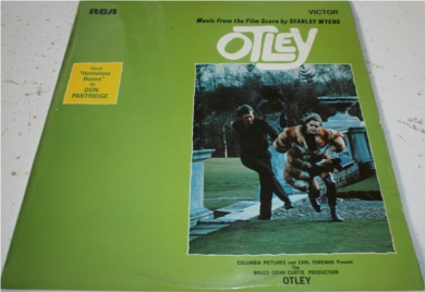 Otley - Small split at top of sleeve 12 Inch Vinyl