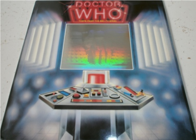 Dr Who (with hologram front) 12 Inch Vinyl