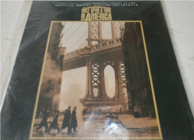 Once Upon A Time In America 12 Inch Vinyl