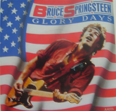 Bruce Springsteen - Glory Days 7 Inch Vinyl