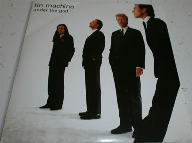 Tin Machine - Under The God 7 Inch Vinyl