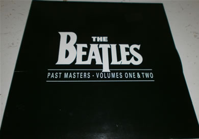 The Beatles - Past Masters Vol 1 & 2 12 inch vinyl