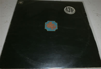 Chicago Transit Authority - Chicago 12 inch vinyl
