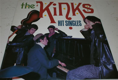 The Kinks - Hit Single 12 inch vinyl