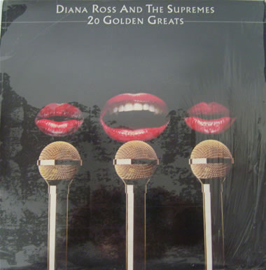 Diana Ross & The Supremes - 20 Golden Greats 12 inch vinyl