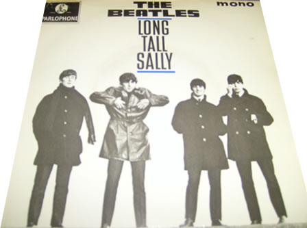 The Beatles - Long Tall Sally 7 Inch Vinyl