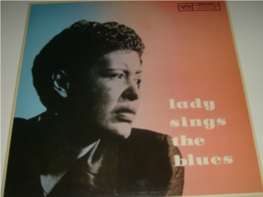 Billie Holiday - Lady Sings The Blues 12 inch vinyl