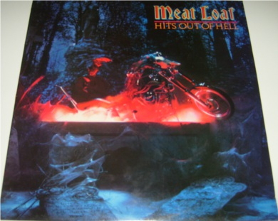 Meatloaf - Hits Out Of Hell 12 inch vinyl