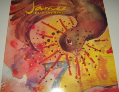 James - Ring The Bells 12 Inch Vinyl