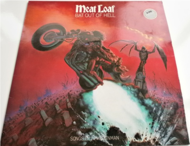 Meatloaf - Bat Out Of Hell 12 inch vinyl