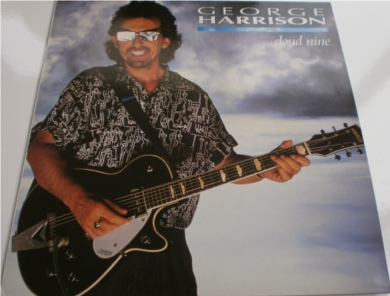 George Harrison - Cloud Nine 12 inch vinyl