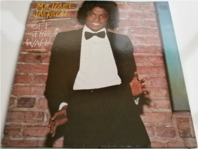 Michael Jackson - Off The Wall 12 inch vinyl