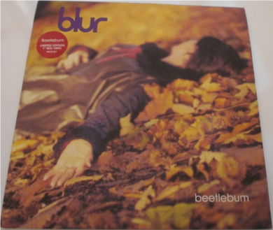 Blur - Beetlebum 7 Inch Red Vinyl